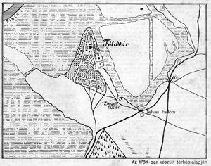 tiszaföldvár térkép Tiszaföldvár » Történelem tiszaföldvár térkép